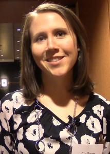 Colleen Schmid, Academic Program Coordinator for the Academic Success Center