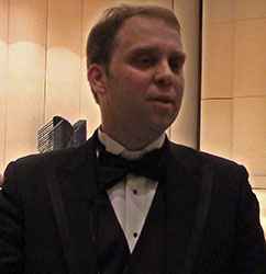 Charles Latshaw is the Kent State Orchestra Music Director.