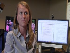 Director of Resident Services, Jill C. Church