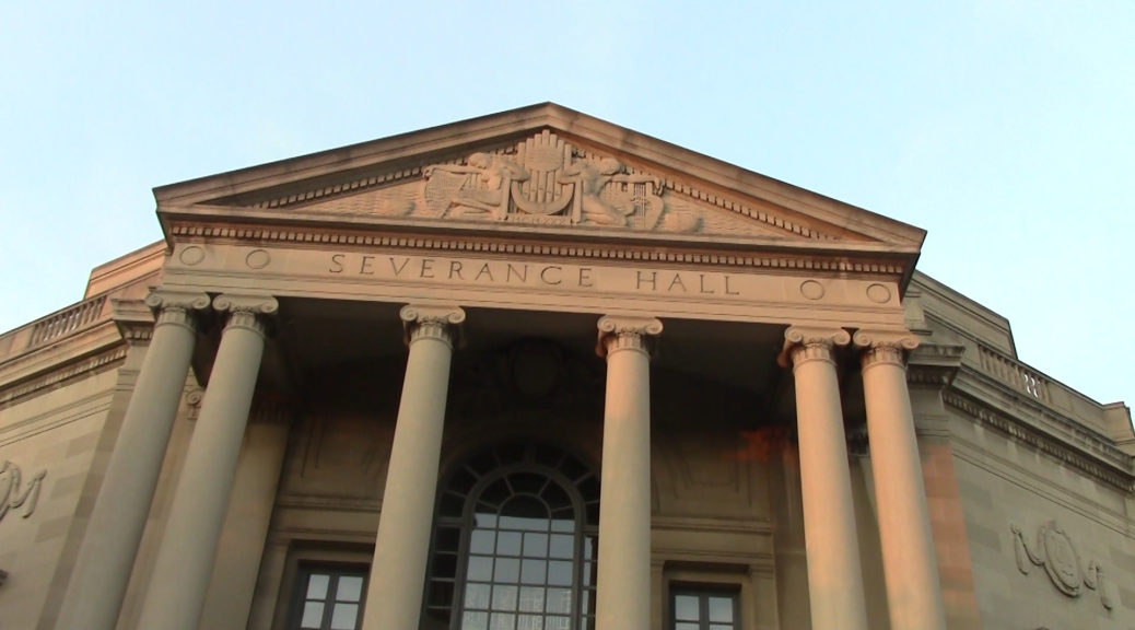 photo of Severance Hall