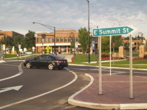 Kent State Roundabouts in full swing